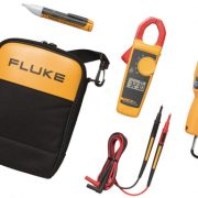 FLUKE 62MAX+-323-1AC - IR Thermometer, Clamp Meter and Voltage Detector Kit