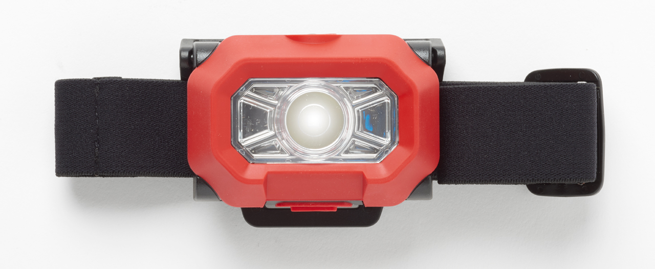 FLUKE HL-200 EX - 200 lumen intrinsically safe headlamp