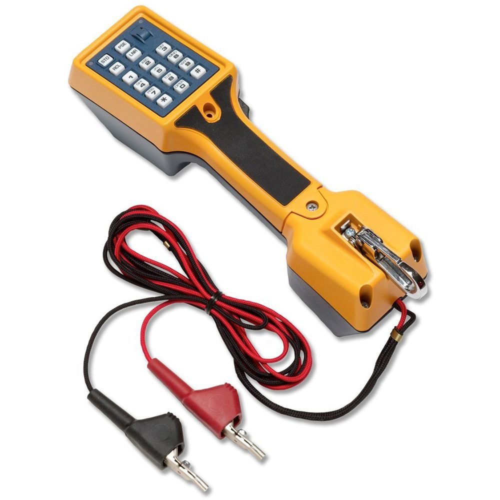 FLUKE NETWORKS 22800001 - TS22 Test Set with Piercing Pin Clips