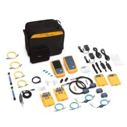 FLUKE NETWORKS DSX2-5000QI INT - Cable Analyzer with Quad OLTS