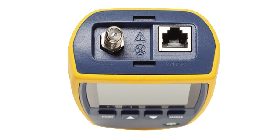 Fluke Network_MS2-100_Micro-scanner 2 2 - 2 Micro-scanner 2 Video, Data & Voice Wiring Tester of Ethernet Port Test, Length, PoE