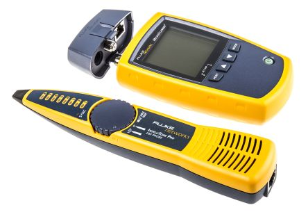 Fluke Network_MS2-KIT_Micro-scanner professional kit 2 - MicroScanner2 Professional Kit