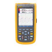 FLUKE 124B-EU-S - Industrial ScopeMeter (40 MHz) + SCC120