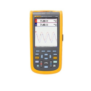 FLUKE 124B-INT-S - Industrial ScopeMeter (40 MHz) + SCC120