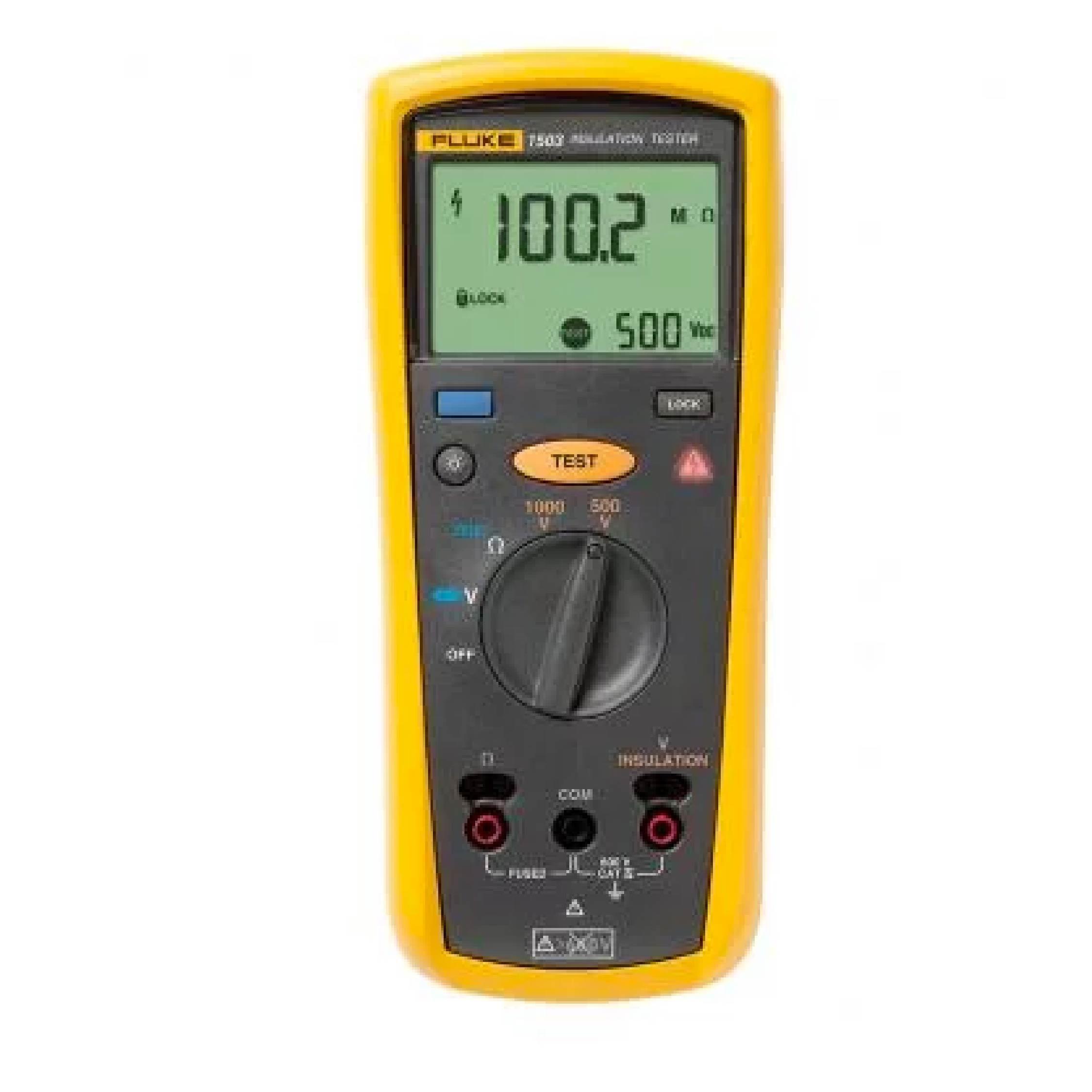 FLUKE 1503 - Insulation Resistance Testers