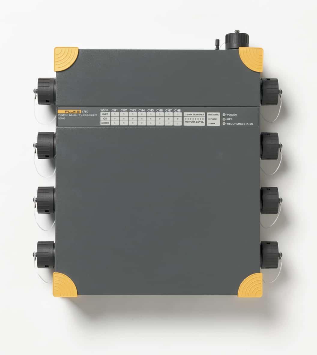 FLUKE 1760 - 3-Phase Energy Logger