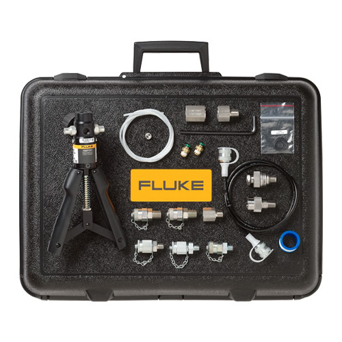 FLUKE 700PTPK2 - Premium pneumatic test pump kit
