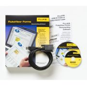 FLUKE FVF-SC4 - FlukeView Forms Software + Cable (8845A/8846A)