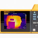 FLUKE TiX500 9HZ - Thermal Imager, 9Hz – 320 X 240 pixels