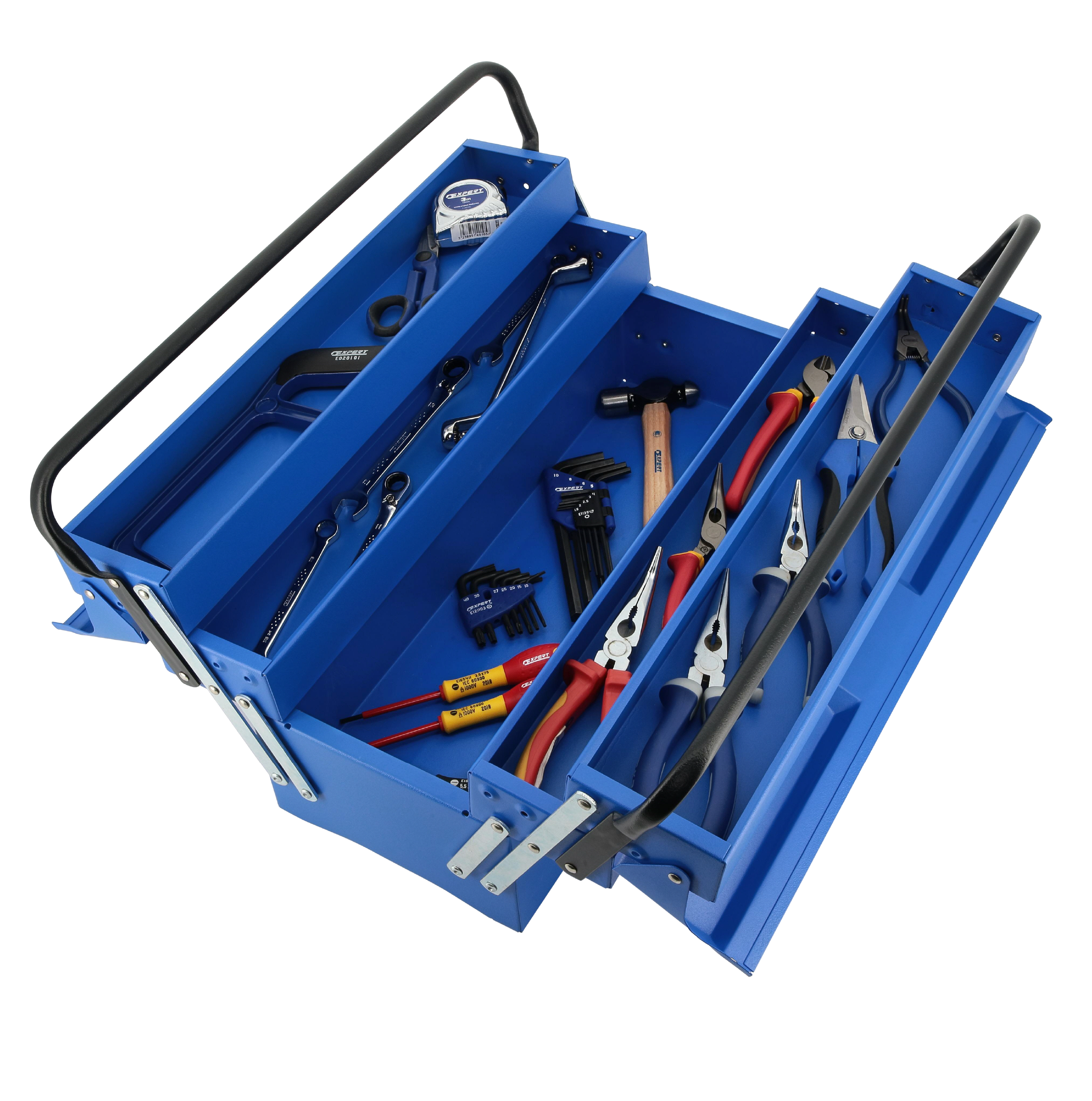 - G2020 20 Inch 5 tray cantilever tool box