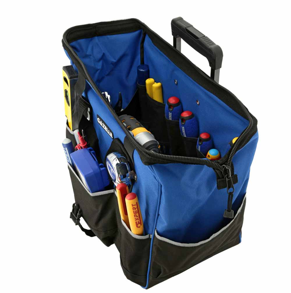 - 23 Pocket Tool Trolley Bag
