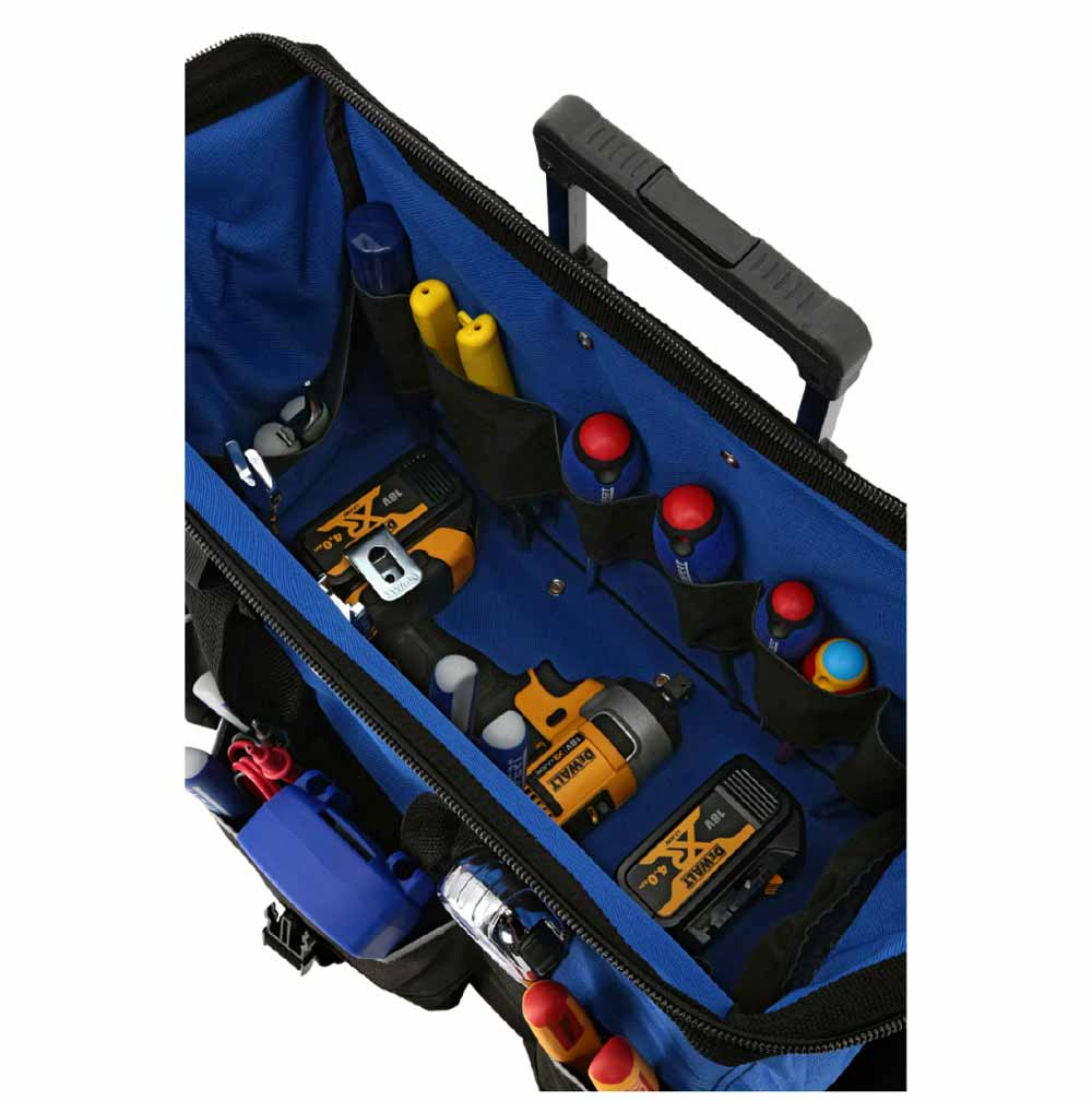 GAZELLE G8209 - 23 Pocket Tool Trolley Bag