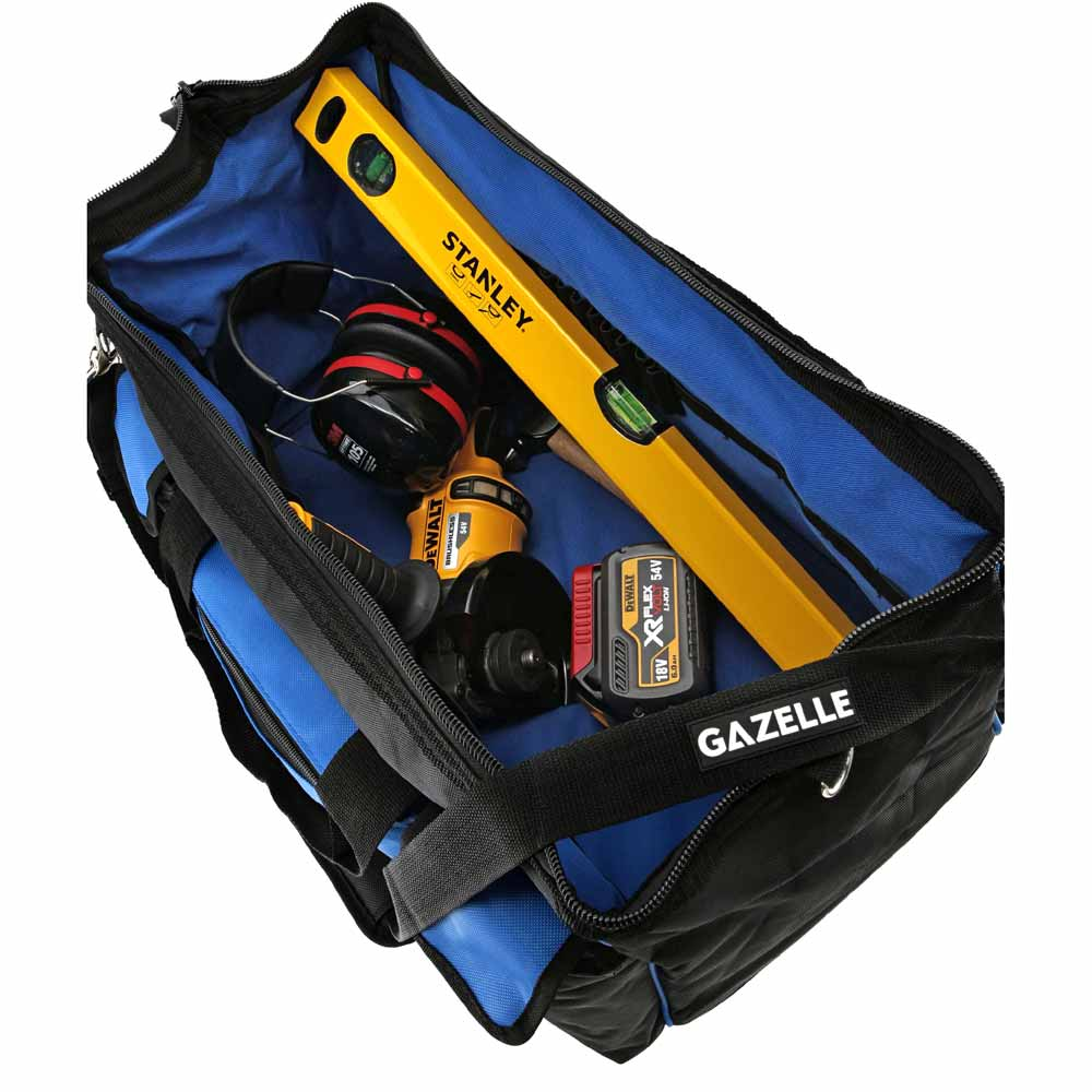 GAZELLE G8220 - 20 in Tool Bag Wide Open Mouth
