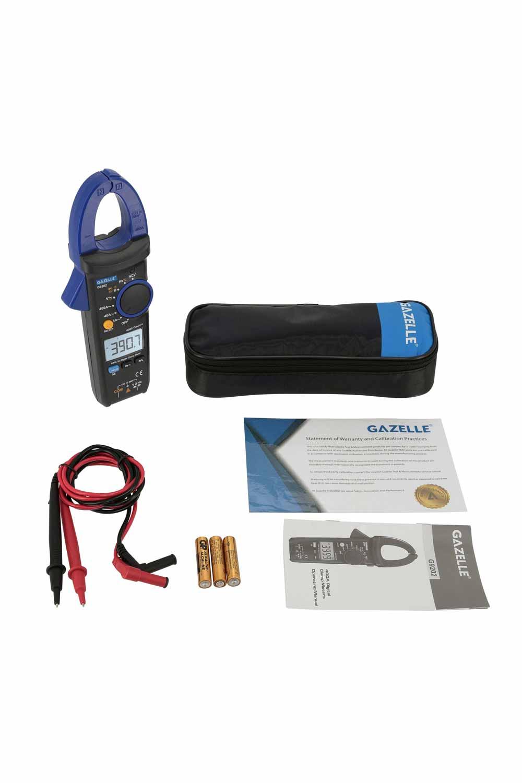 GAZELLE G9202 - 400A Digital Clamp Meters