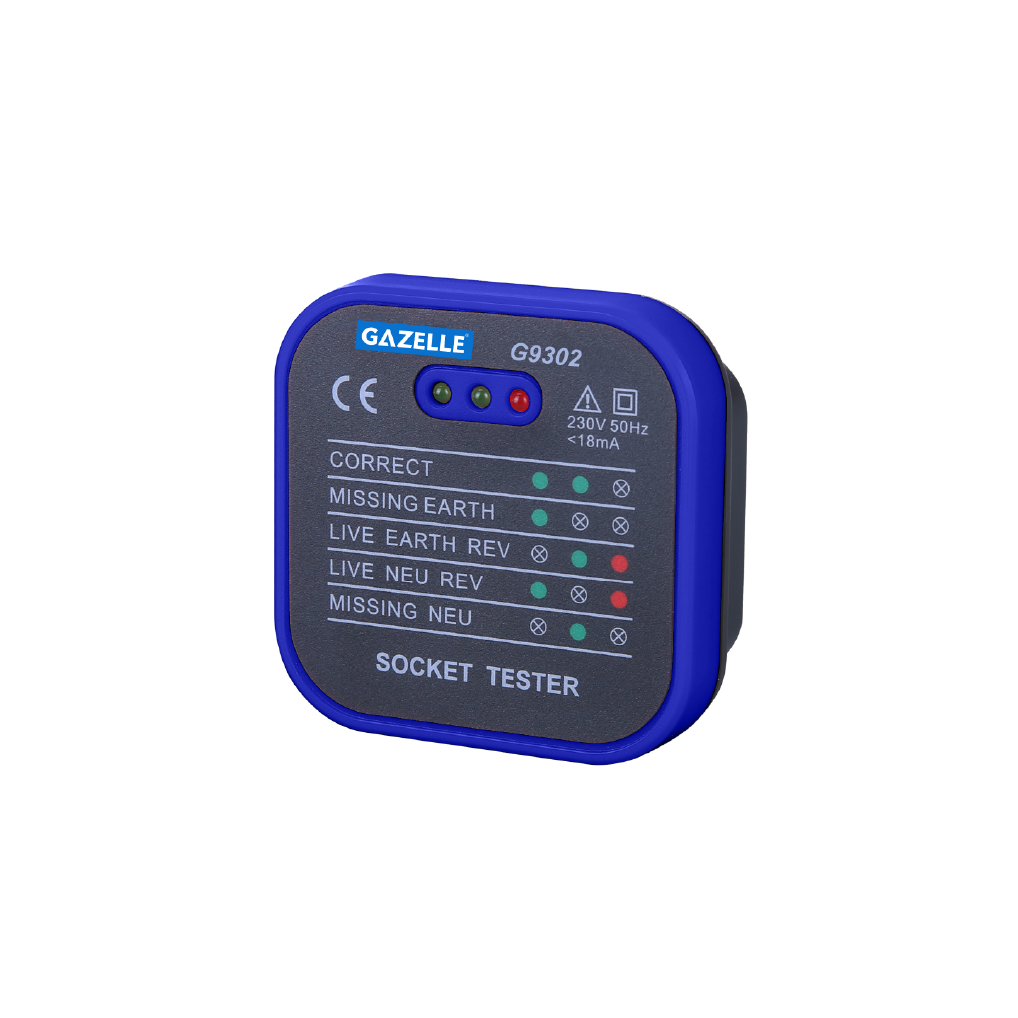 GAZELLE G9302 - Socket Tester