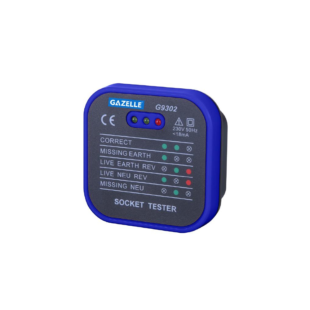 UNI-T G9302 - Socket Tester