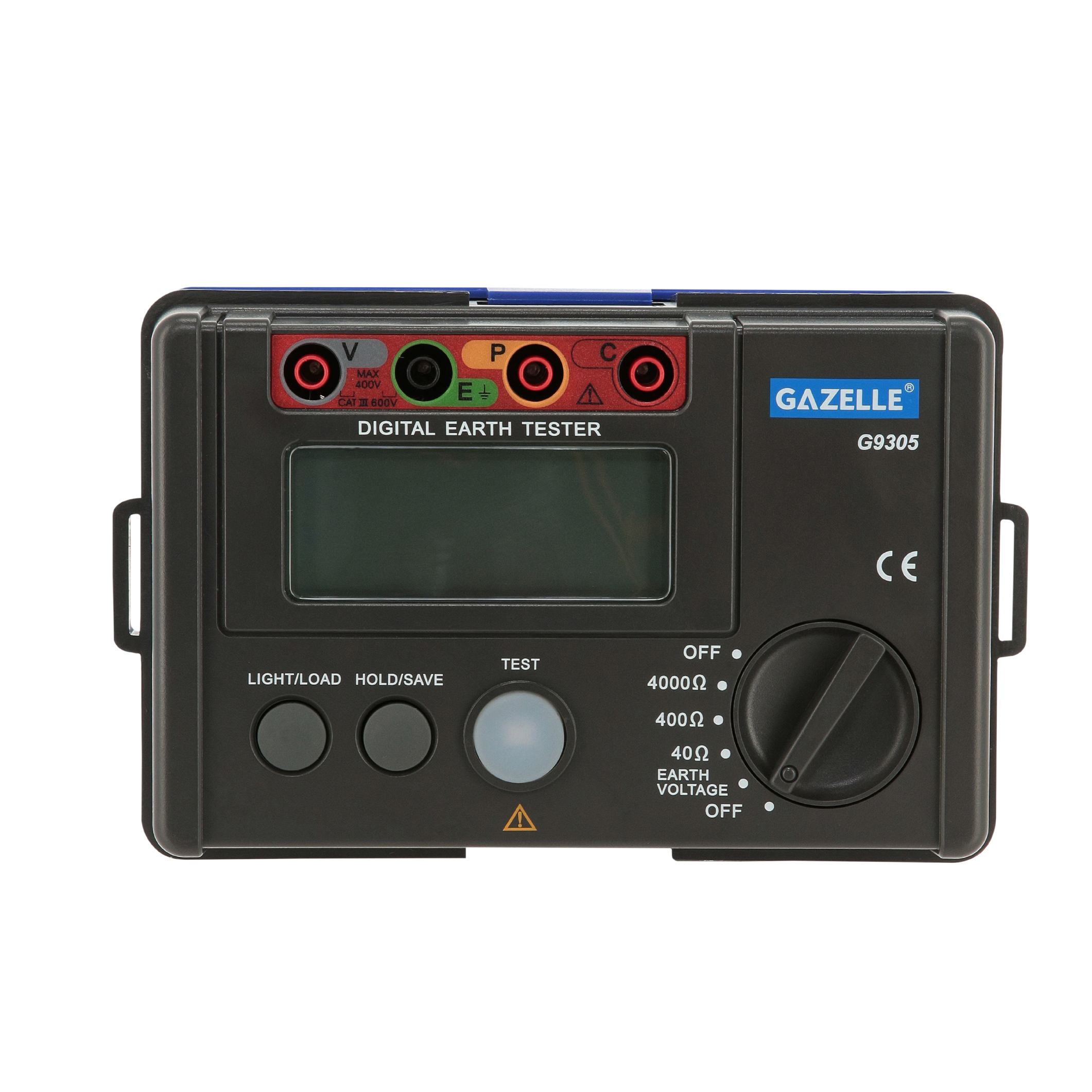 GAZELLE G9305 - Earth Resistance Tester