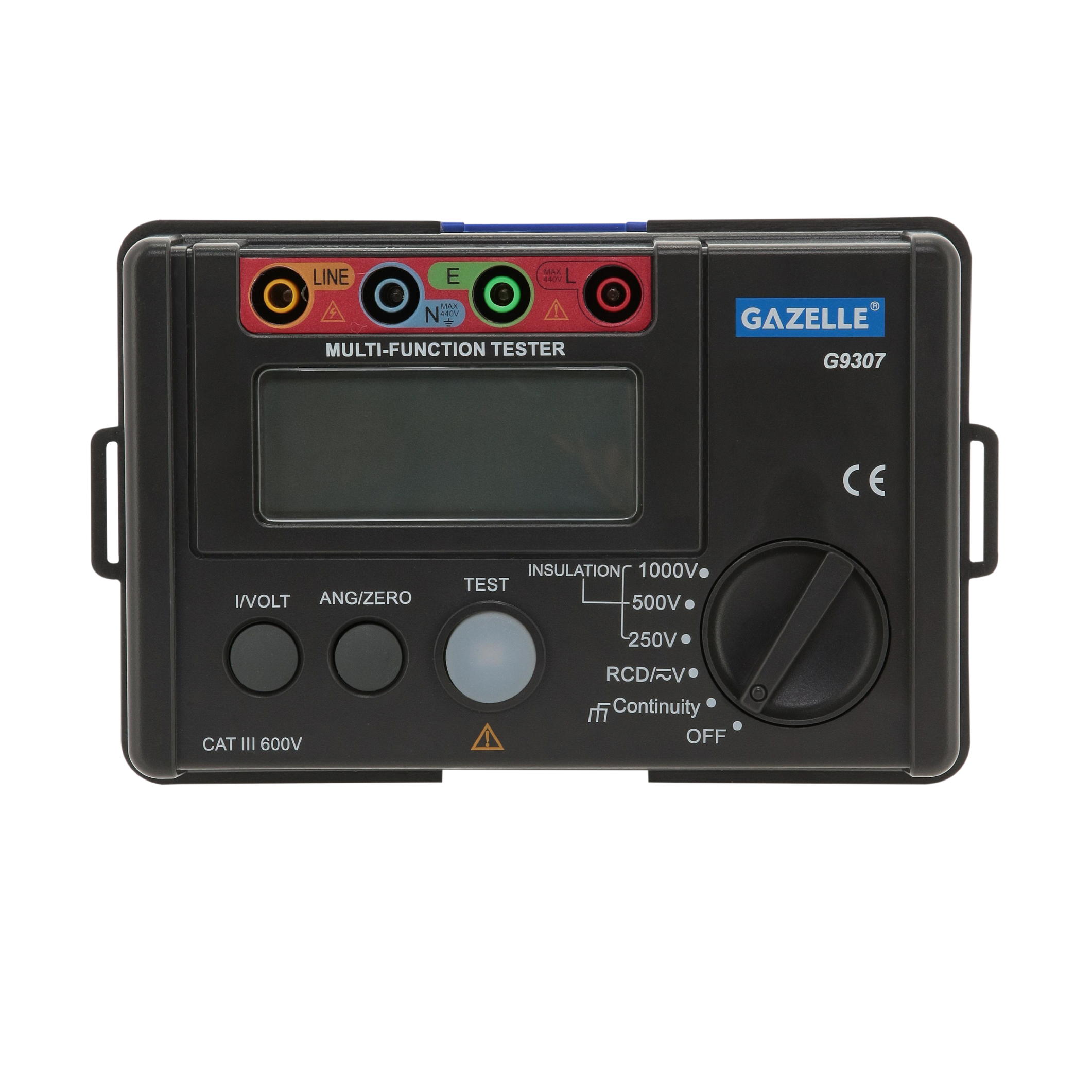 GAZELLE G9307 - Multifunction Electrical Tester