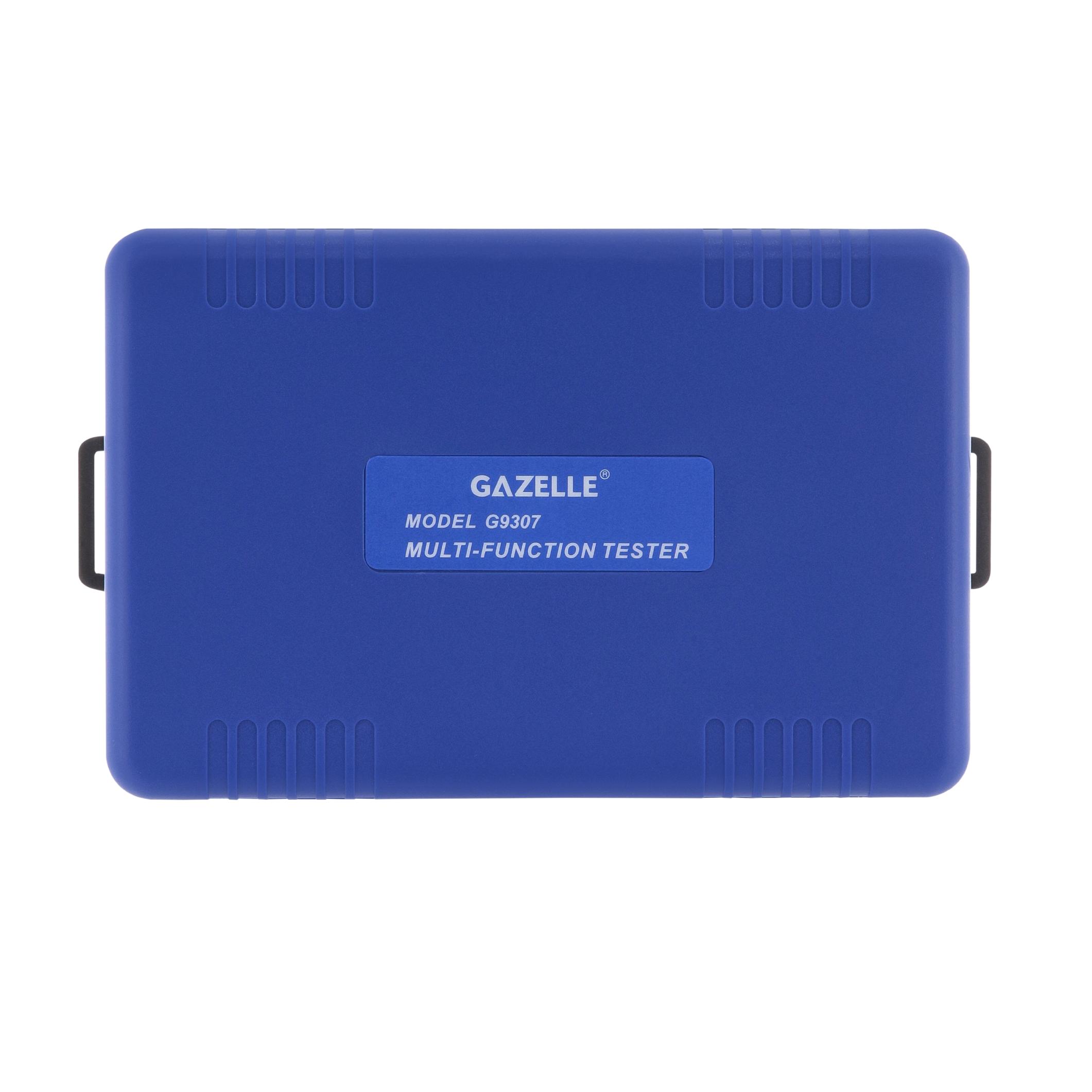 GAZELLE G9307 - Multifunction Electrical Tester