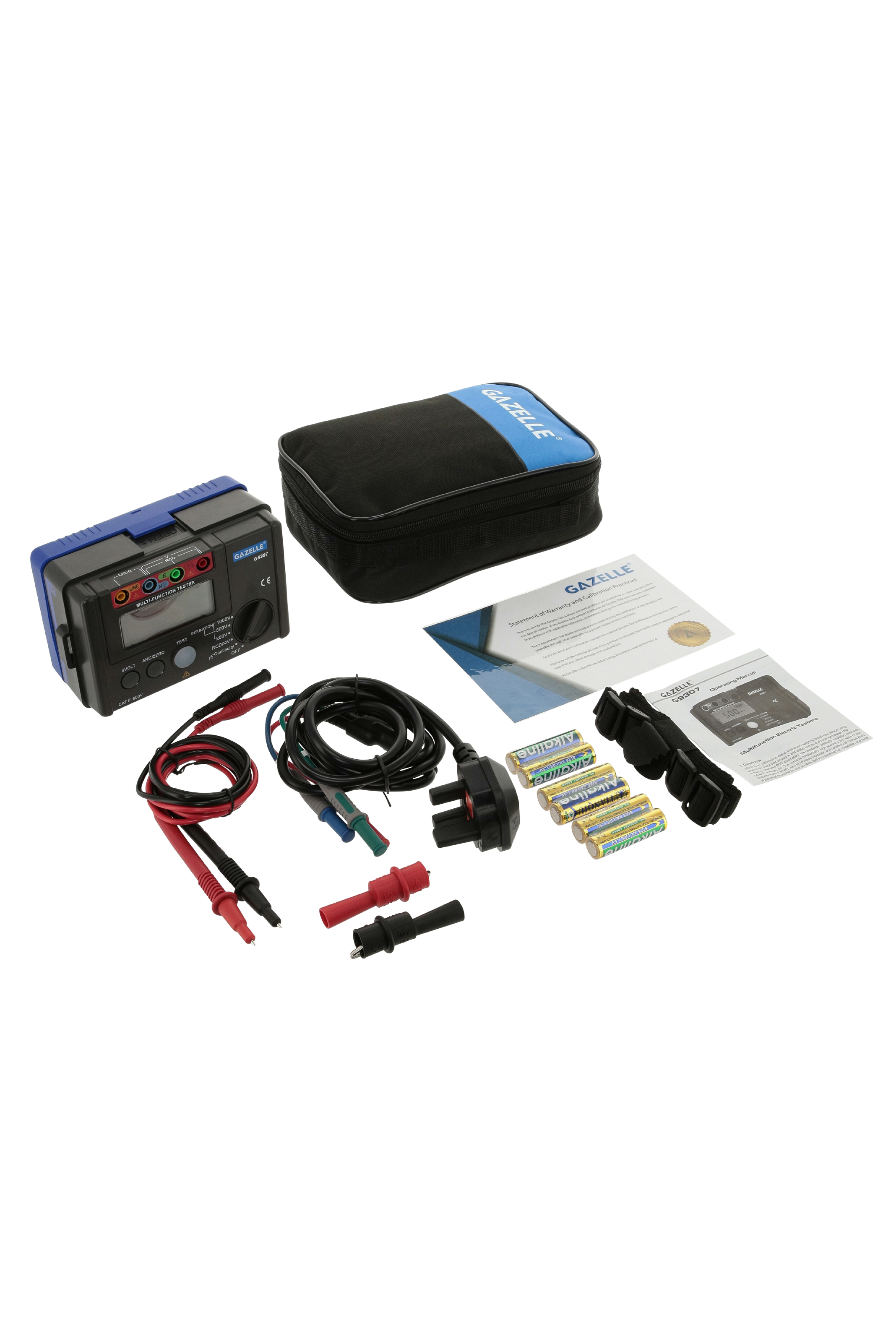 - Multifunction Electrical Tester