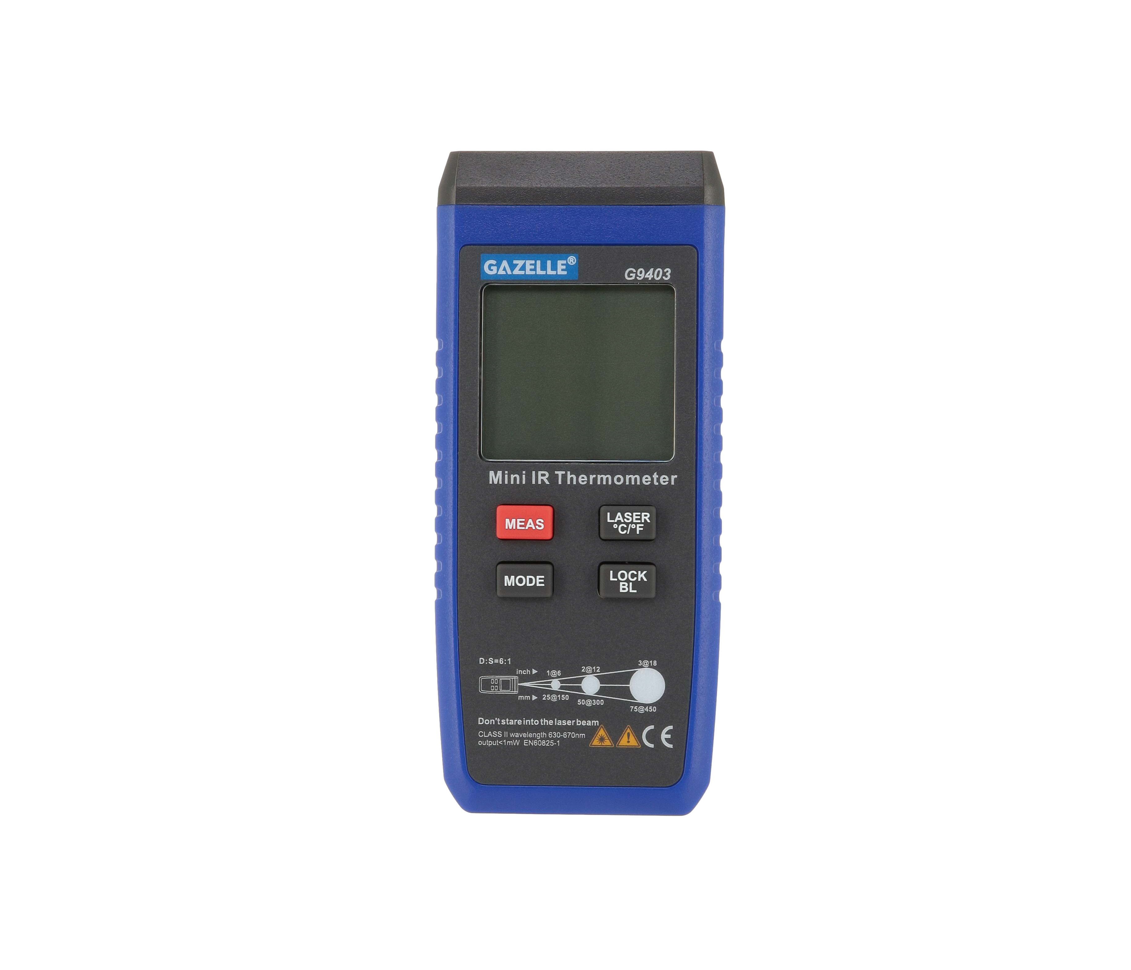 GAZELLE Mini Infrared Thermometer in Dubai,UAE - G9403 from AABTools
