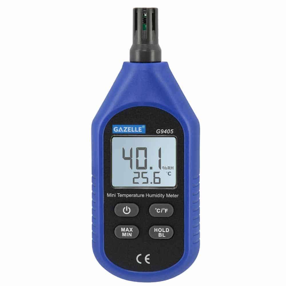 GAZELLE G9405 - Mini Temperature Humidity Meter