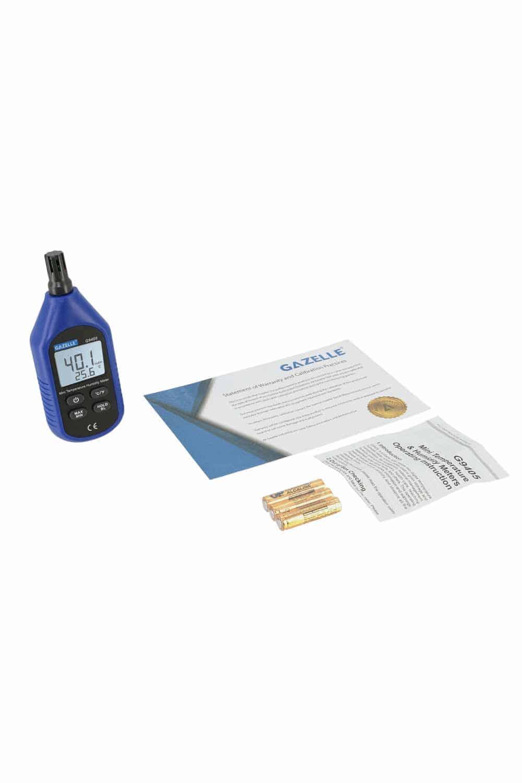 - Mini Temperature Humidity Meter