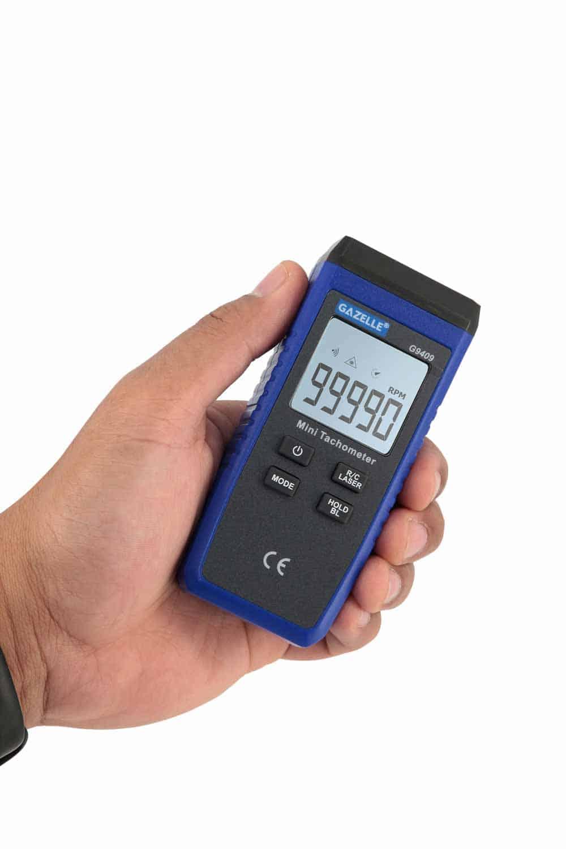GAZELLE G9409 - Laser Tachometer