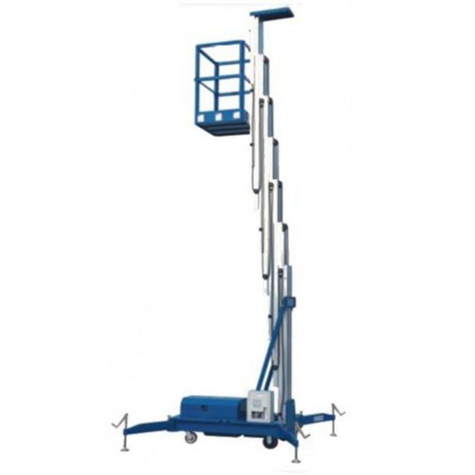 Aerial Work Platform Single Mast PH:10M