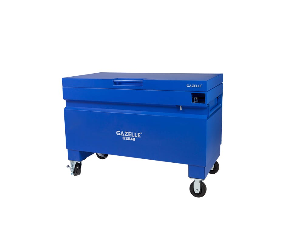 - G2048 48 Inch Heavy-Duty Steel Job box