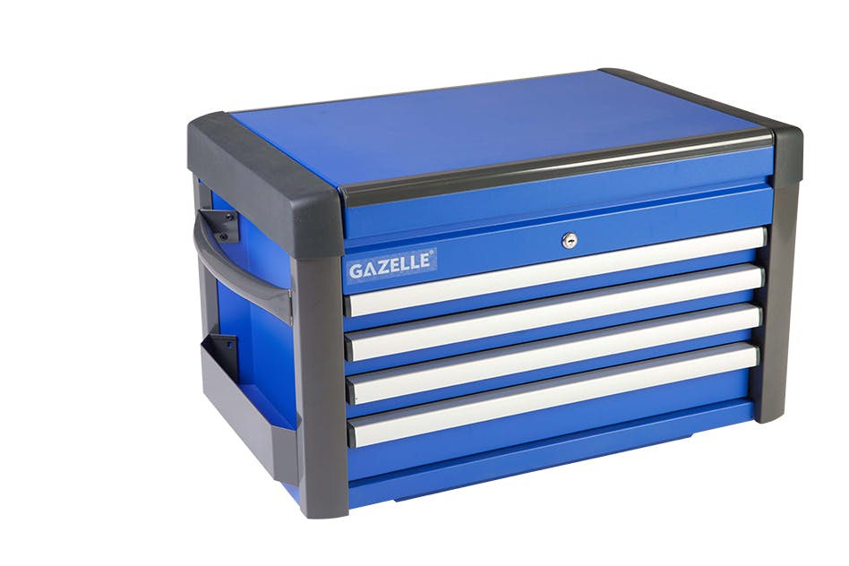 GAZELLE G2904 - G2904 28 Inch 4 drawer Top Chest