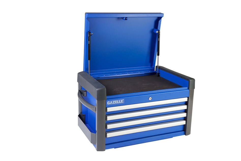 GAZELLE G2907 - G2907 28 Inch 7-Drawer Rolling Tool Cabinet