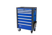 G2907 28 Inch 7-Drawer Rolling Tool Cabinet