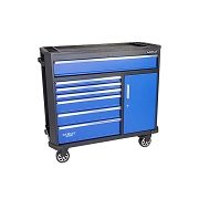 GAZELLE G2909 - G2909 43 Inch 7-Drawer Rolling Tool Cabinet
