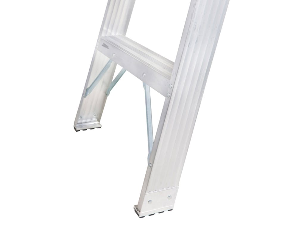GAZELLE G5010 - 10 Ft. Aluminium Step Ladder for working height up to 14 Ft.