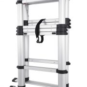 GAZELLE G5108 - Telescopic Step Ladder 2.4M