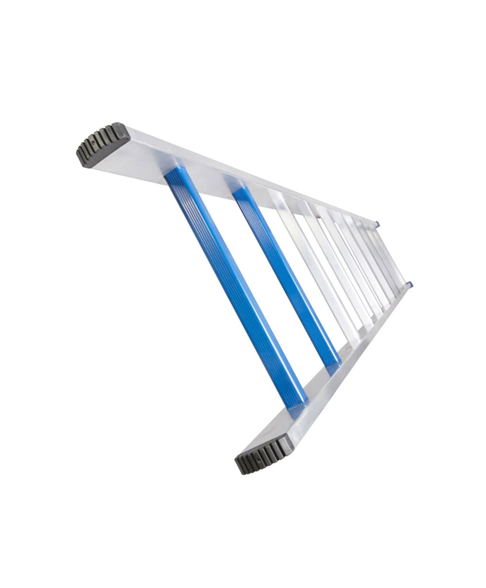 GAZELLE G5216 - 16 Ft. Aluminium Straight Ladder for working height up to 19 Ft.