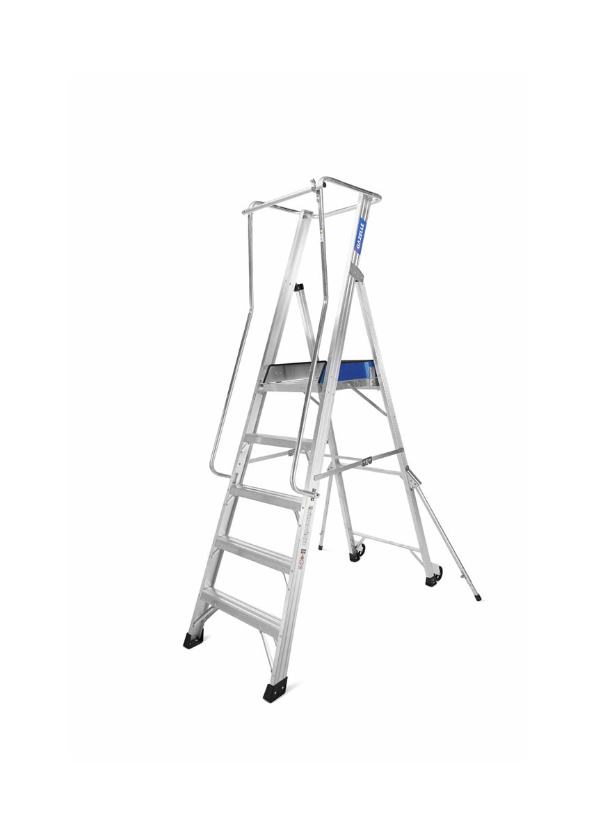 GAZELLE_G5805-N_Platform Ladder