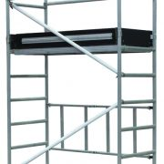 GAZELLE G6202 - Aluminium Scaffolding – Working Height 3.8M ; Platform Height 1.8M;