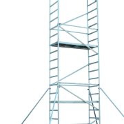 GAZELLE G6206 - Aluminium Scaffolding – Working Height 5.8M ; Platform Height 7.8M;