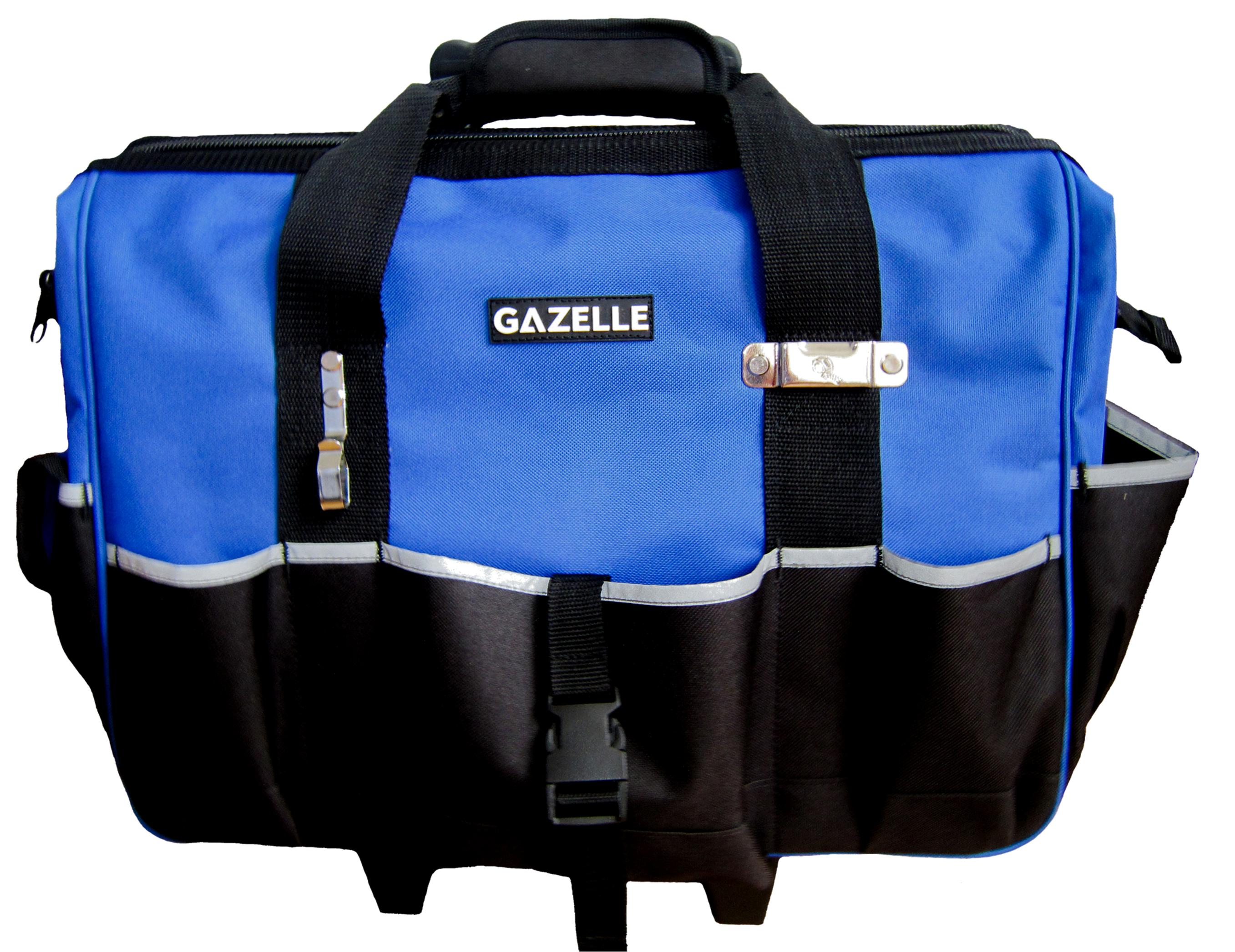 GAZELLE G8209 - 23 Pocket Tool Trolley Bag