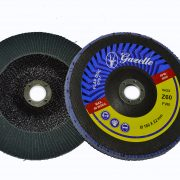 GAZELLE GFDZ760G - Flap Disc 7in – 180mm x 60Grit Zircon