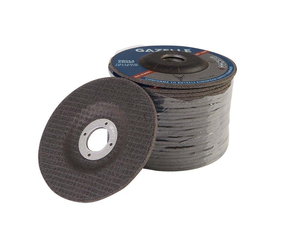 GAZELLE GMC9 - Metal Cutting Disc 9in – 230 x 3 x 22mm