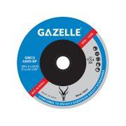 GAZELLE GMC4.5 - Metal Cutting Disc 4.5in – 115 x 3 x 22mm