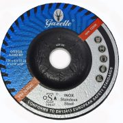 GAZELLE GSSG5 - Stainless Steel Grinding Disc 5in – 125 x 6 x 22mm