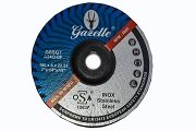 GAZELLE GSSG7 - Stainless Steel Grinding Disc 7in – 180 x 6 x 22mm