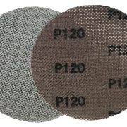 GAZELLE GVN6-120 - Velcro Net Discs (Pack of 50) 6in – 150mm x 120G