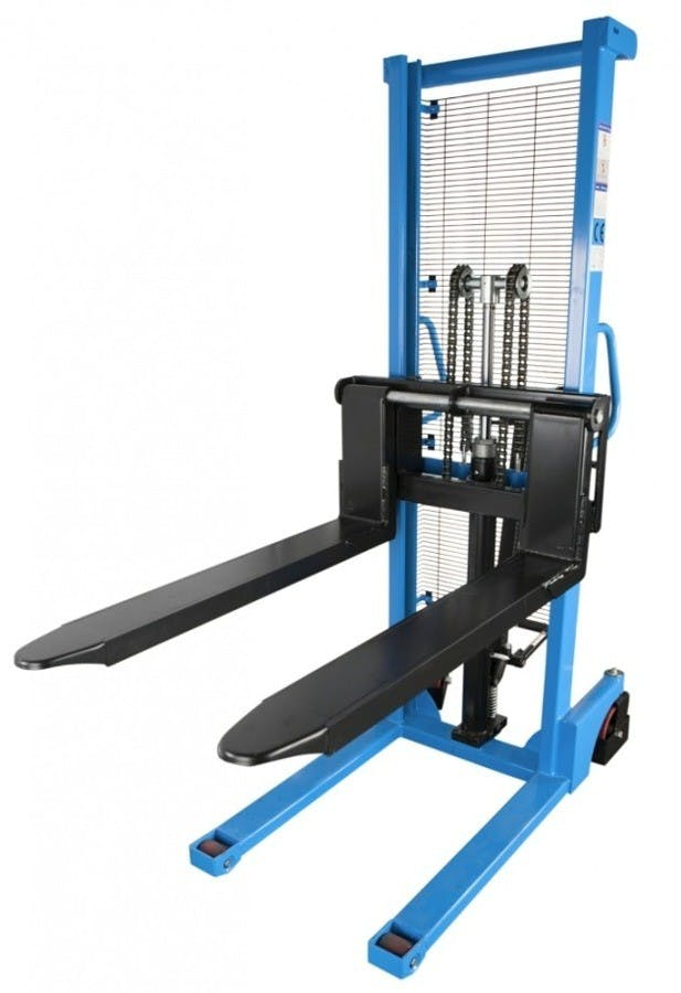 GAZELLE H15 - Hand Stacker; 1600mm lifting