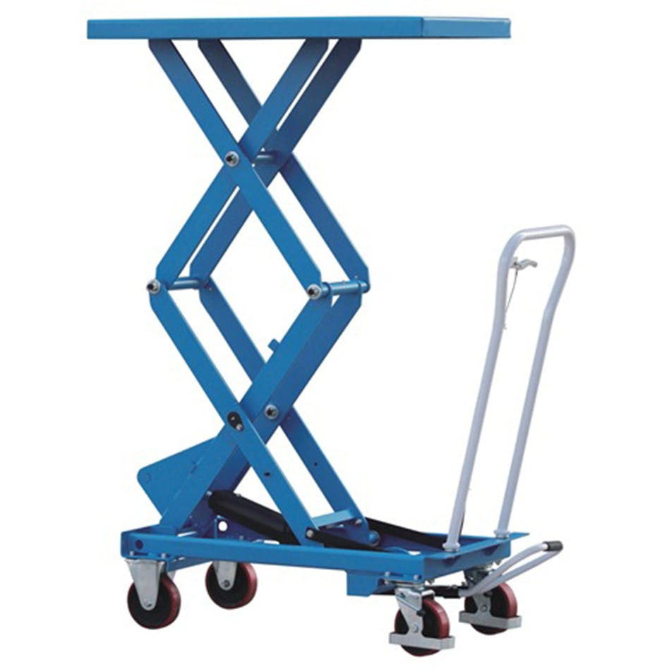 GAZELLE TAD80 - Hand Table Truck; Cap:800Kg