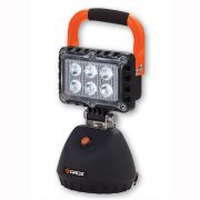 GROZ LED/621 - Portable Rechargeable LED Work Light/lamp 18W